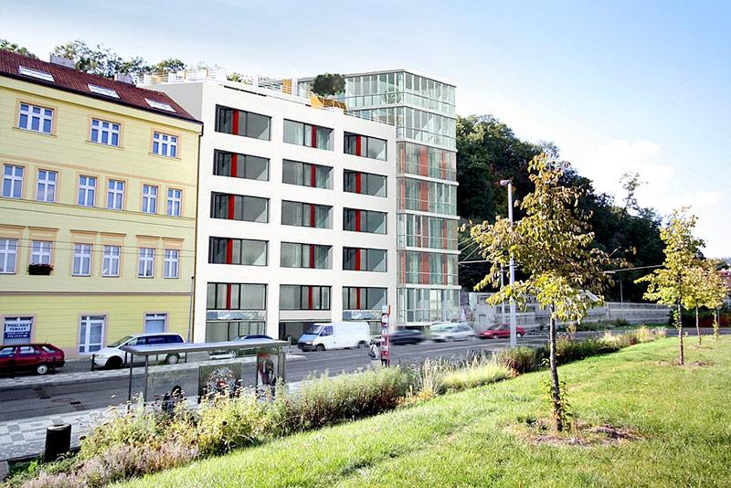 Rezidence Smíchov