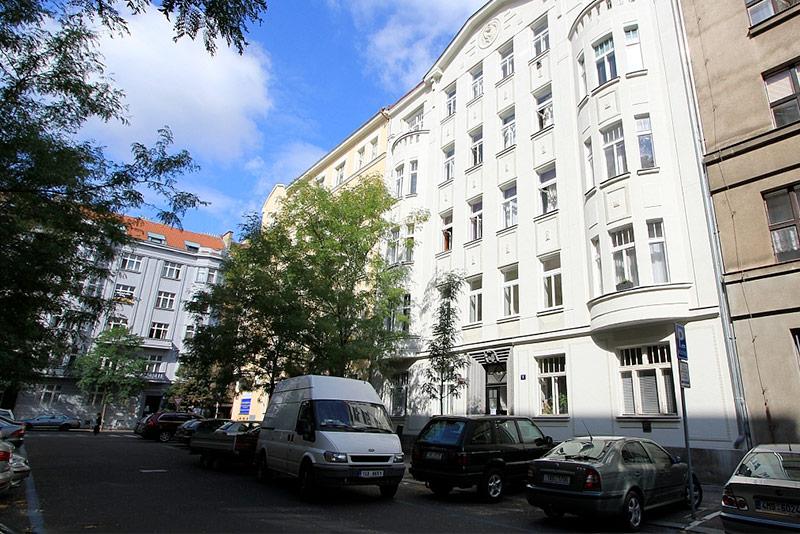 Byty Jagellonská