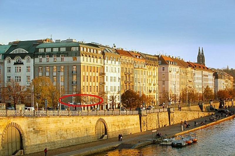 TIDE REALITY od ledna 2014 sídlí na jednom z pražských nábřeží