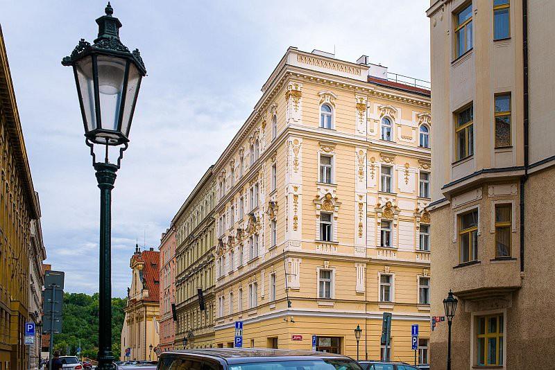 Pronájmy bytů v centru Prahy