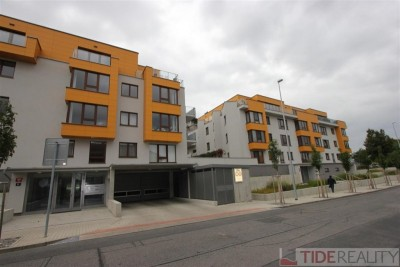Modern unfurnished apartment 3+kk, new building Na Cibulce, Praha 5, Naskové str.