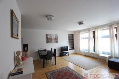 Moderní, zařízený byt v novostavbě, Praha 4, Braník. Garáž!