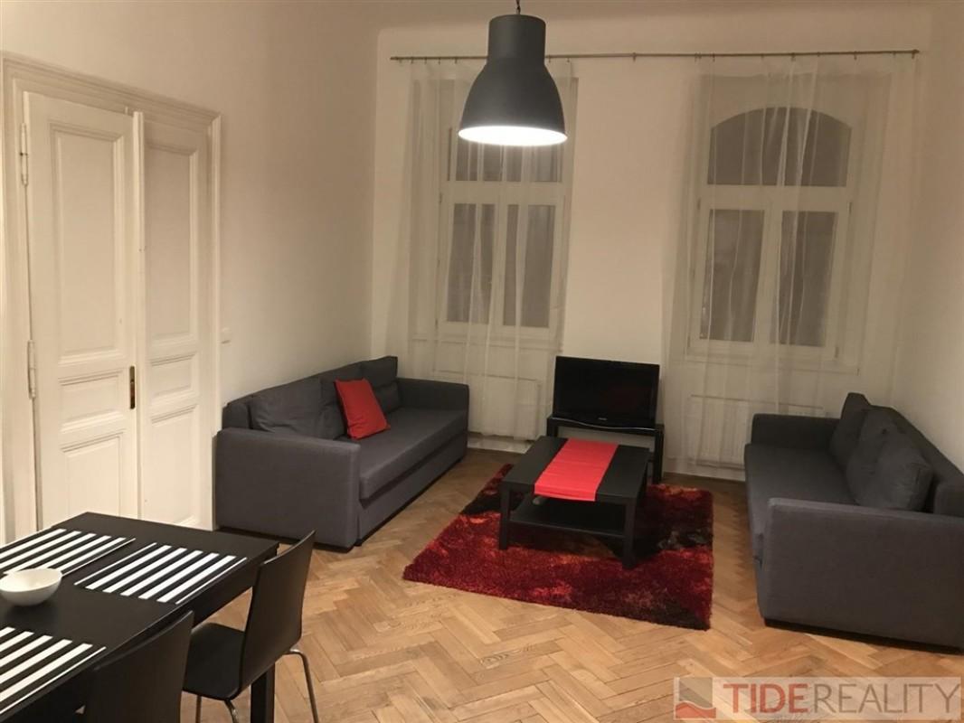 Zařízený byt 3+1, Praha 7, Letenské nám.