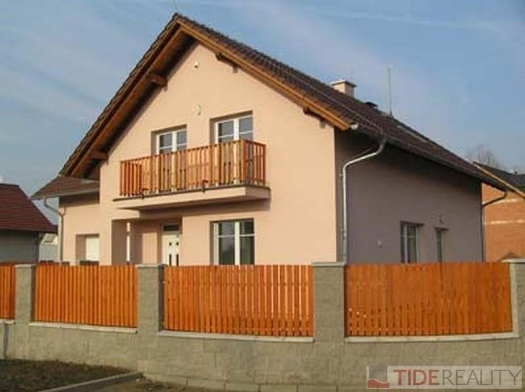 Pronájem moderní vily, 5+1 v Průhonicích, Pod Valem II, Praha 4