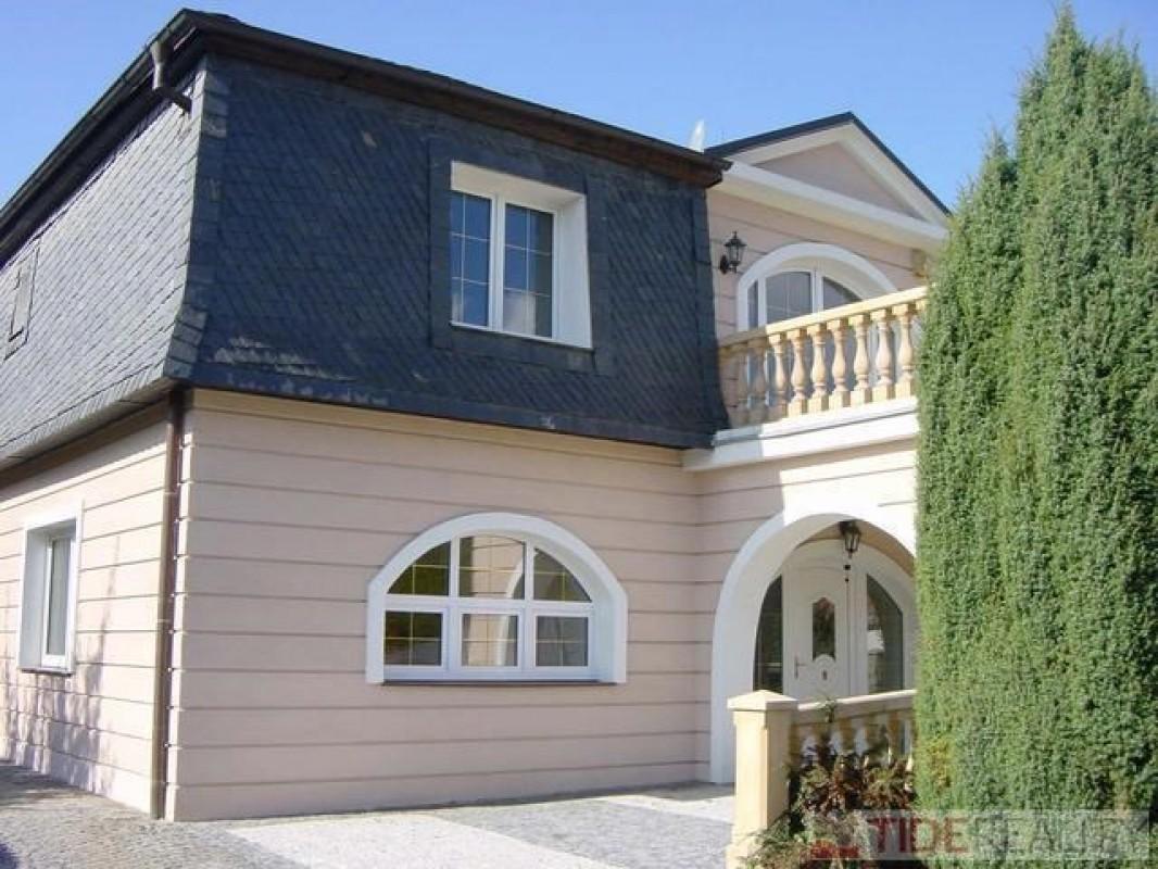Pronájem stylové, prostorné vily v Nebušicích, Ke Strži, Praha 6