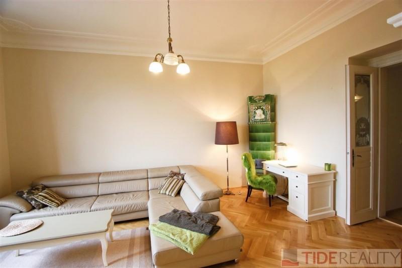 Jedinečný, zařízený byt 3+1, Praha 2, Vinohrdy, U Havlíčkových sadů