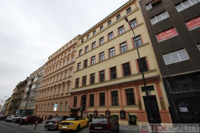 Rent of comfortable apartment in TOP quality, Štěpánská st., Prague 1