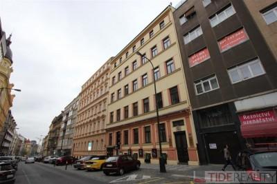Rent of comfortable office spaces in TOP quality, Štěpánská st., Prague 1
