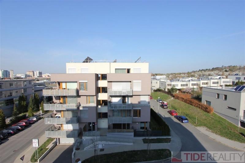 Nový byt 2+kk s garážovým stáním blízko německé školy, Praha 5-Jinonice, projekt Botanika