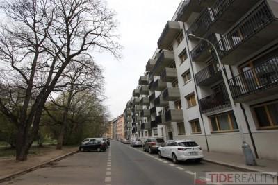 Rent of furnished apartment 4+kk in new building, Praha 5, Pod Kavalírkou
