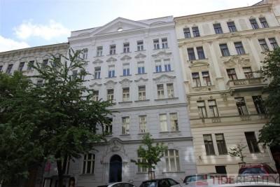 Pronájem mimořádného bytu 4+kk, Praha 2, Vinohrady, Anny Letenské