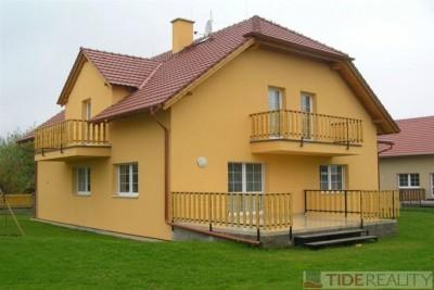 Pronájem prostorné vily v Průhonicích, Pod Valem II, Praha 4