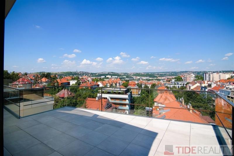 Pronájem luxusního, zařízeného bytu v novostavbě Praha 4, Pod Děkankou