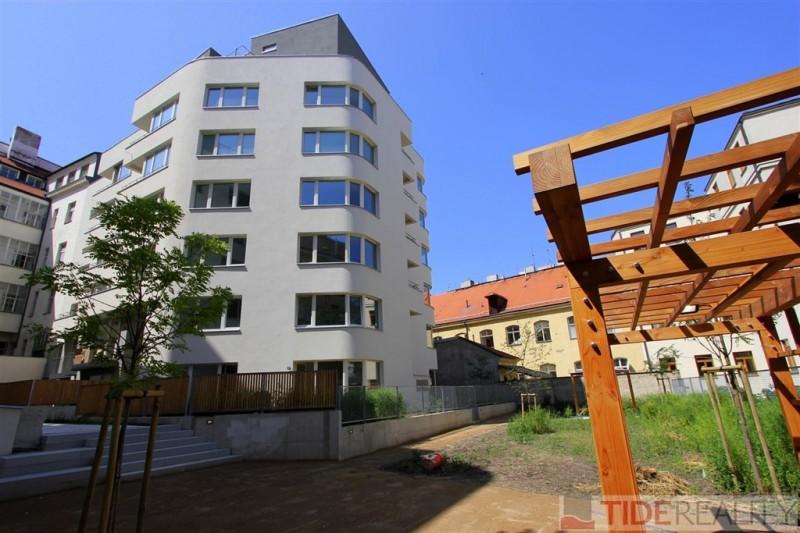 Pronájem bytu 2+kk v centru, Praha 1, Krakovská ul.