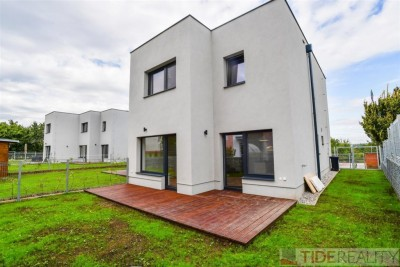 Rent of modern semidetached house in Prague 5 - Radotín