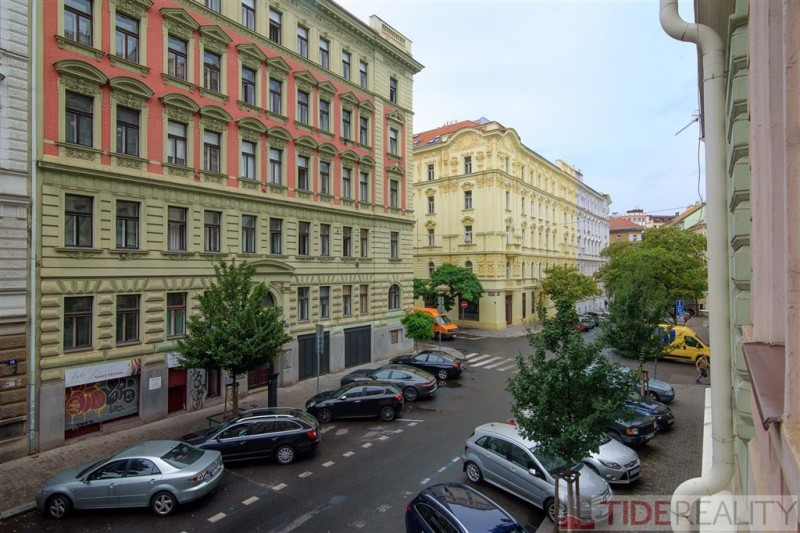 Pronájem bytu Praha 2, Vinohrady, Wenzigova ul.
