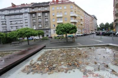 Plně zařízený byt 3+kk, Dejvice, Wuchterlova ul., Praha 6