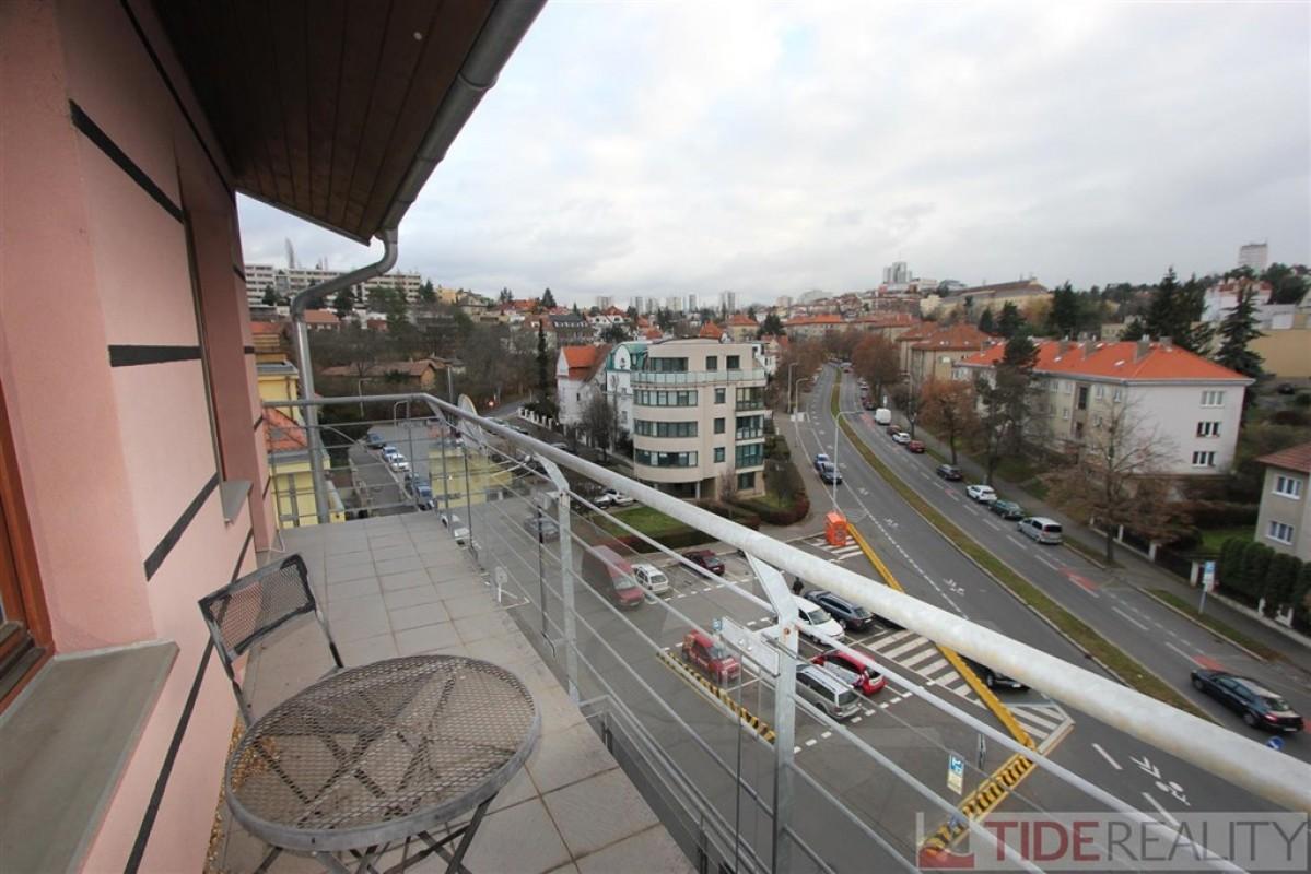 Pronájem bytu 3+kk v novostavbě, Dvorecká, Praha 4