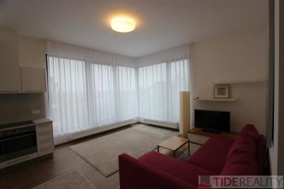 Zařízený byt v novostavbě v Braníku, 2+kk, Praha 4, Nad Ryšánkou