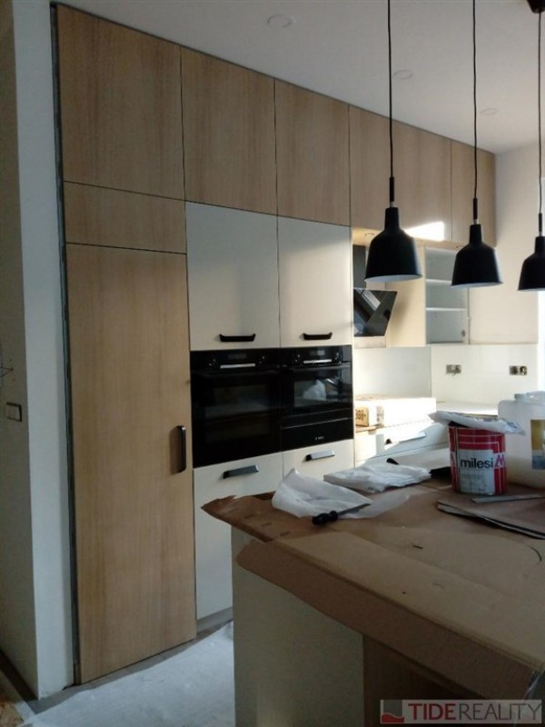 PRONAJATO. Pronájem nově zrekonstruované stylové vily v Bubenči, Heineho, Praha 6