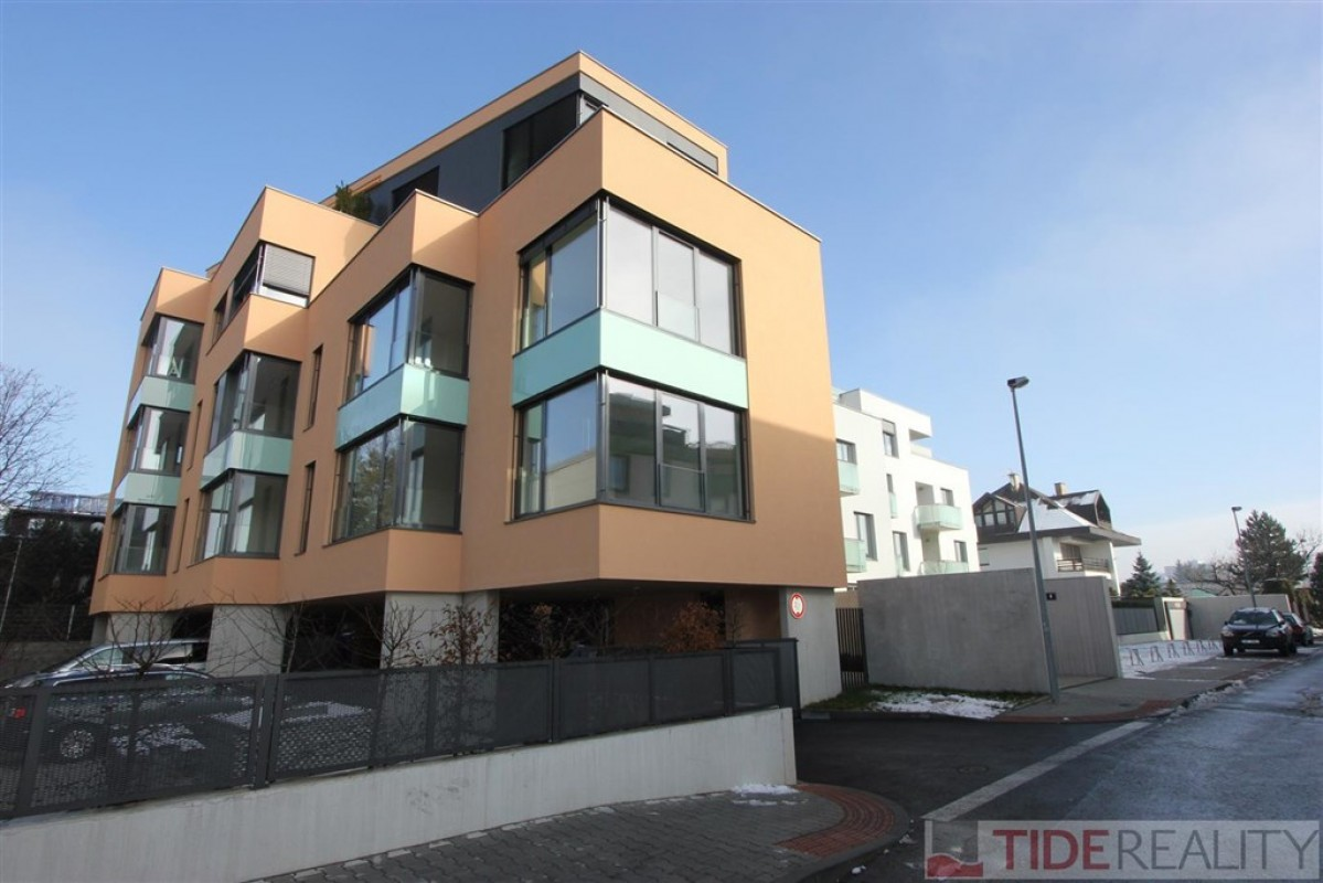 Moderní byt v novostavbě, 2+kk, Praha 4, Braník, Nad Ryšánkou