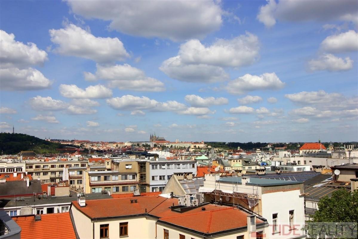 Pronájem novostavby bytu blízko Václavského náměstí, Praha 1, Krakovská ul.