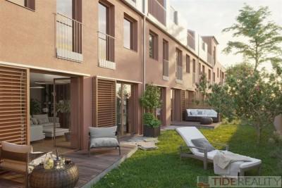 Krásný byt 4+kk v novém projektu ve východní části Prahy