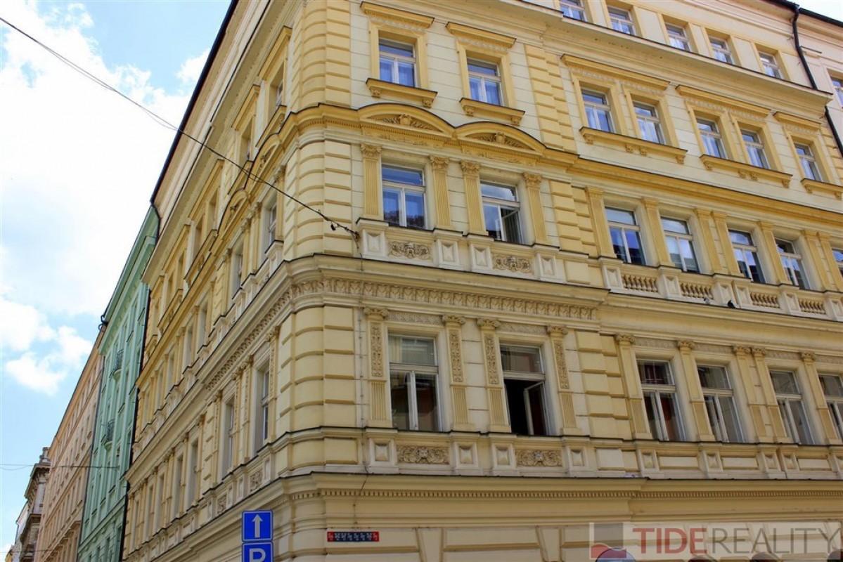 Prodej bytu 2+kk, v historickém centru, Praha 1, Opatovická