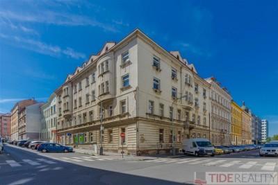 Ideálně položený byt 2+kk v blízkosti stanice metra Palmovka