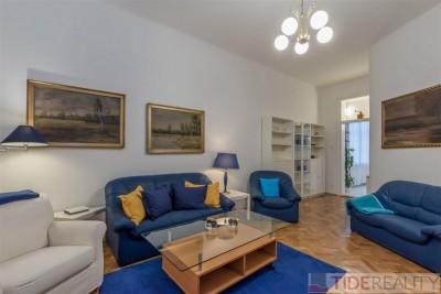 Pronájem příjemného bytu v centru, Mikulandská, Praha 1, Nové Město