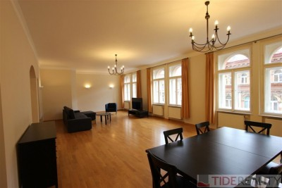 Pronájem elegantního bytu v centru, Myslíkova, Nové Město, Praha 2