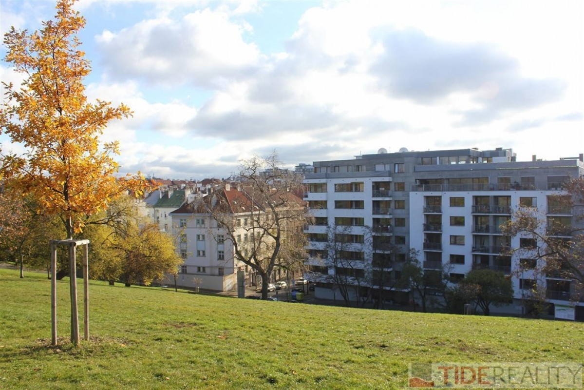 Byt 2+kk (3kk) s lodžií a komorou, 66m2, 1 park.stání,  ulice Kališnická, Praha 3