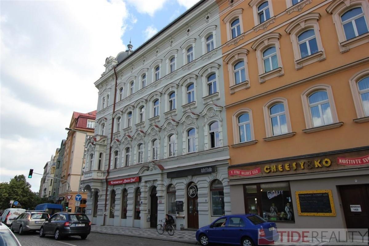 Pronájem krásného bytu s terasou, Praha 7, Letenské náměstí