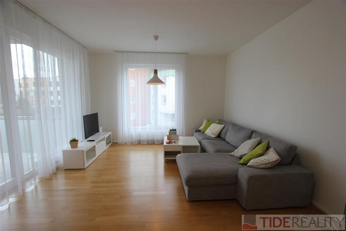 Pronájem moderního bytu s terasou v novostavbě Praha 4, Nad Ryšánkou