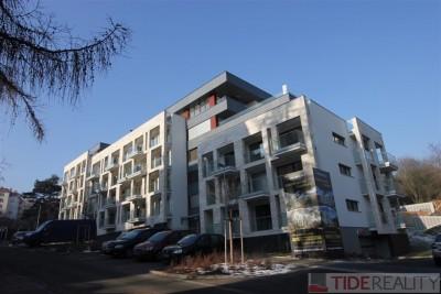 Luxusní byt 2+kk v novostavbě, Praha 5, Smíchov, U Nikolajky