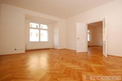 Pronájem světlého, prostorného bytu 3+1, Radhošťská ul., Praha 3