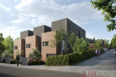 Řadový krajní RD , 6+kk, 266 m2, Jinonice