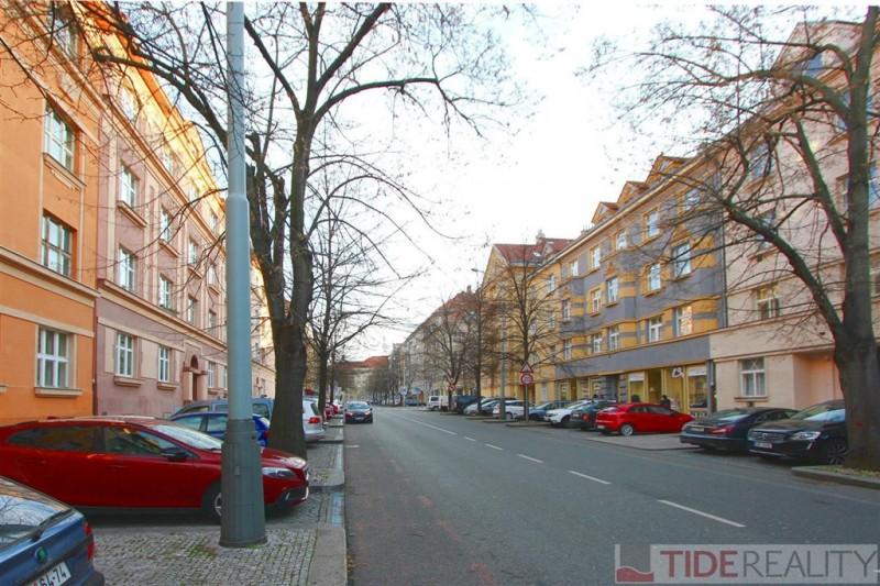 Světlý byt po rekonstrukci, Praha 6, Terronská ul.