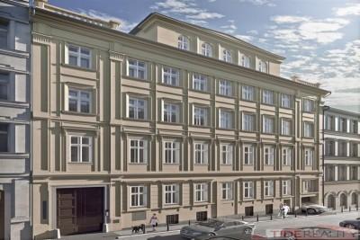 Prodej bytu Praha 1-Nové Město, 55,7 m2 v novém projektu